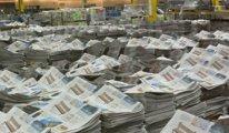 Gazete satışı yüzde 17,6 eridi