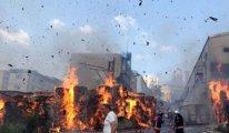 İstanbul'da bir günde üç fabrika yandı, şüpheler arttı