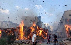 Fabrikaları yakıp yurtdışına kaçıyorlar...