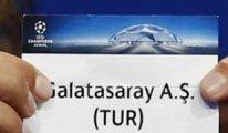 İşte Galatasaray'ın Şampiyonlar Ligi rakipleri