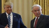 Trump yine Adalet Bakanına yüklendi: 'Adalet Bakanım yok'
