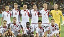 Danimarka'da milli takım krizi