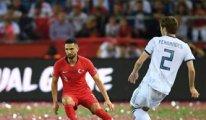 Milli maç son dakikada TRT'ye yetişti