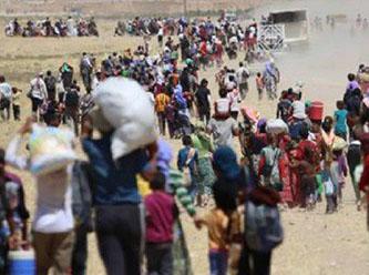Suriyeden Türkiyeye geçmeye çalışan 6 göçmen sel sularına kapılarak hayatını kaybetti