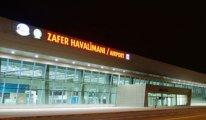 Zafer Havalima'nında büyük vurgun