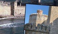 AKP'nin restorasyon anlayışı: Tarihi kaleye PVC pencere ve Klima