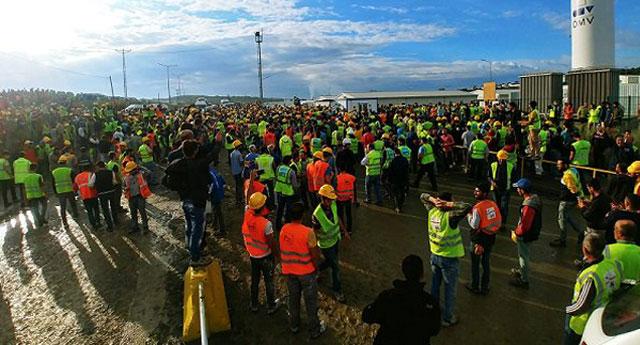 DHMİ, İstanbul Havalimanı şantiyesindeki kötü koşulları kabul etti: 'Son derece haklısınız'