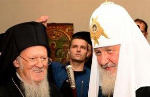 Ukrayna'da bağımsız kiliseden  Ruslar hala rahatsız