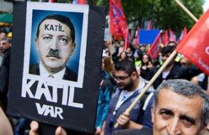 Almanya'da Erdoğan'a 'hoşgelmedin' protestoları başlıyor