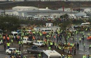 Eylemci işçilere tutuklama talebi