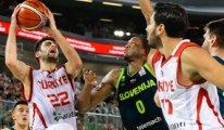 Basketbolda A Millilerden önemli galibiyet
