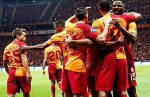 Galatasaray'dan çok şık bir galibiyet