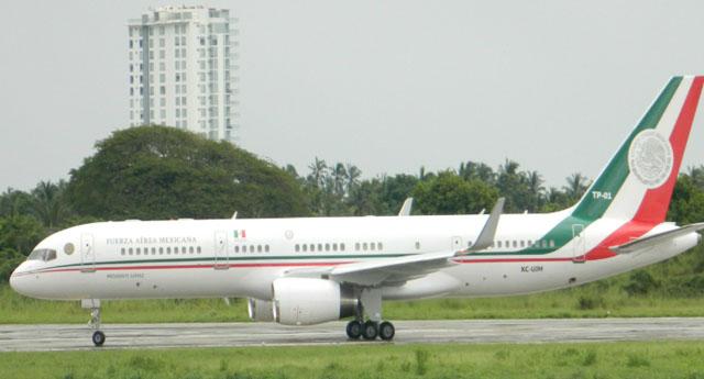 Erdoğan duymasın Meksika Devlet Başkanı özel uçağını satışa çıkardı...