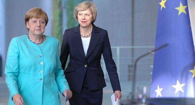 Brexit sürecinde iki lider arasında soğuk rüzgarlar