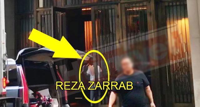 Reza Zarrab New York turuna devam ediyor... Şimdi de Lüks otelde görüntülendi