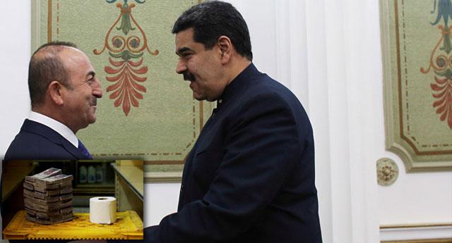 Venezüela'yla ticaret yapılacak!