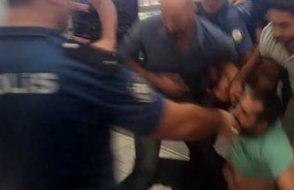 Haklarını arayan Migros çalışanlarına polis müdahalesi
