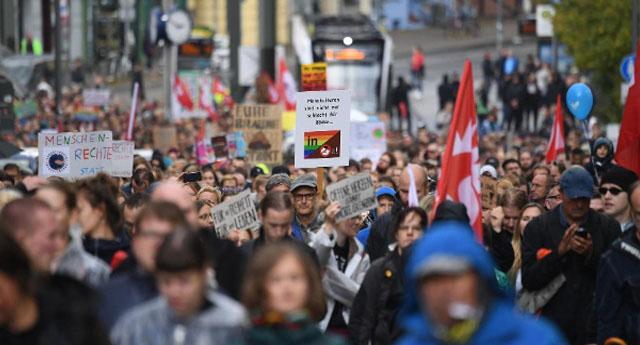 Almanya'da aşırı sağcı AfD'nin yükselişi devam ediyor