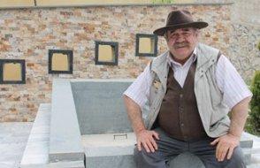 4.5 ay önce kendi mezarını yaptıran oyuncu vefat etti