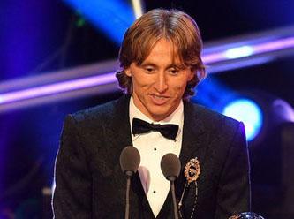 FIFA Yılın En İyileri belli oldu