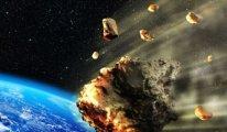 NASA: Bu haftasonu beş asteroid teğet geçecek