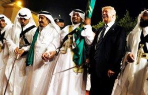 Trump'tan Suudi Arabistan atağı
