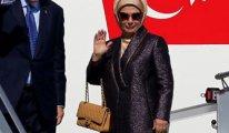 Emine Erdoğan bu kez 35 bin TL'lik çantayla gitti