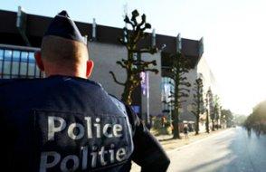 Brüksel'de polisten AB zirvesi protestosu: %20'si rapor alıp işe gitmedi