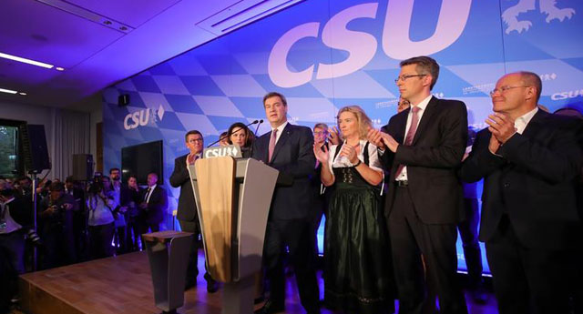 Almanya'daki kritik seçim sonuçlandı