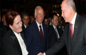 İttifak hesapları yapan Saray, Saadet Partisi'nden sonra İyi Parti'nin kapısını çalacak