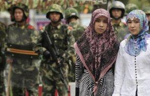 ABD'den Çin'e 'Uygur' yaptırımı!