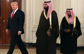 Trump'tan Suudi Arabistan'a yaptırım sinyali
