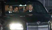 Rusya Lideri Putin ile Mısır Cumhurbaşkanı Sisi arasında samimi görüntüler