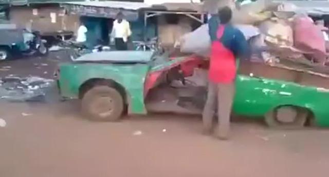 Bu araba sizce nasıl gidiyor?