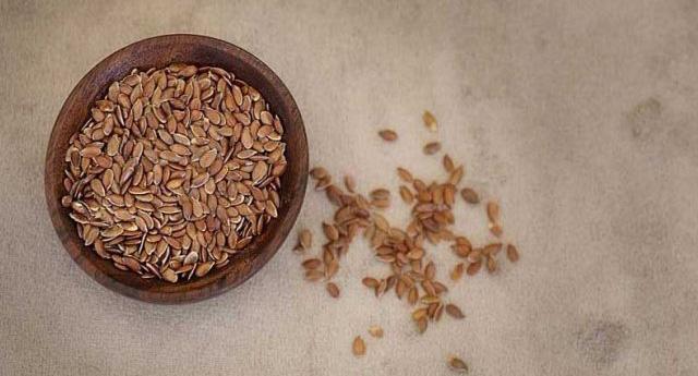 Kemik erimesine karşı keten tohumu tüketin