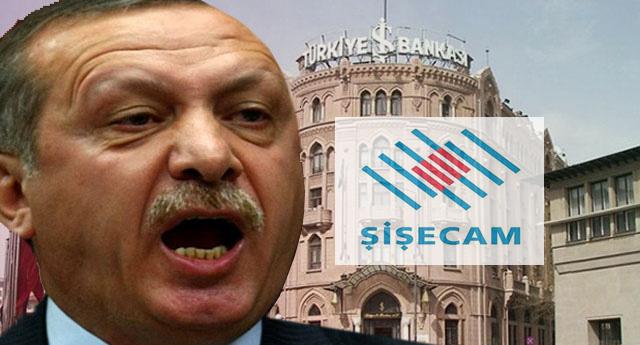 İş Bankası kesmadi: Şişecam'a da el koyacak