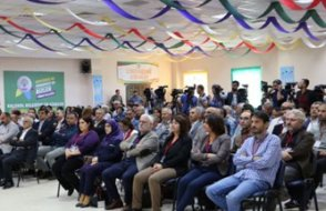 HDP yerel seçimler kampanyasının ilk adımını Diyarbakır'da attı