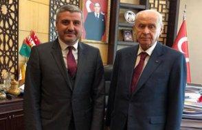 Afrin'e gitmek için dilekçe veren MHP'li Başkan bedelli asker oldu