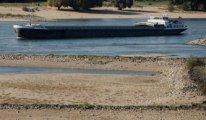 Ren Nehri yüksekliği tarihi seviyelere düştü