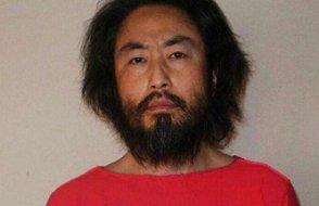 Suriye'de 3 yıl önce esir alınan Japon gazeteci Hatay'da