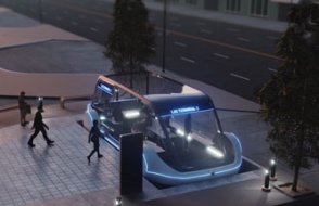 Elon Musk trafikte devrim niteliğindeki 'yeni yol' ve aracını 10 Aralık'ta açıyor