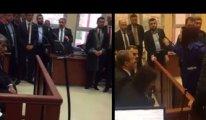 Muhsin Yazıcıoğlu'nun eşi Mustafa Destici'yi mahkemeden kovdu