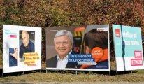 Almanya'da bir kritik seçim daha... Hessen Eyaleti  pazar günü sandığa gidiyor