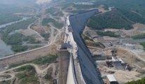 Bir buçuk milyar lira harcanan barajda fiyasko: Su tutmuyor