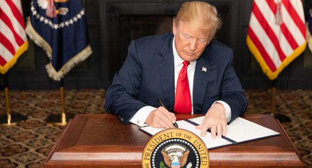 Trump: Kimse benim kadar iş yapmadı