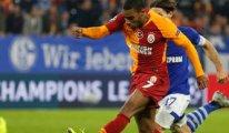 Galatasaray Schalke deplasmanından eli boş döndü: 2-0