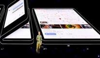 Samsung, 'Ekranı kırılıyor' yorumları sonrası katlanabilir cep telefonunun piyasaya çıkış tarihini erteledi