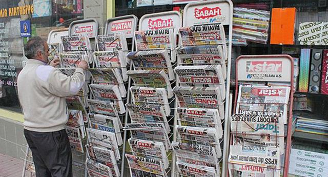 Türkiye'nin yüzde 74'ü gazete okumuyor