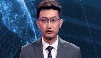 Artık spikerler işsiz kalacak... Çinliler yapay zekalı spiker yaptı