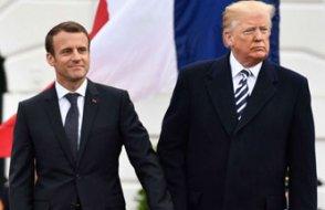 Macron'dan Trump'a gecikmeli cevap: Müttefik olmak bağımlı olmak demek değil
